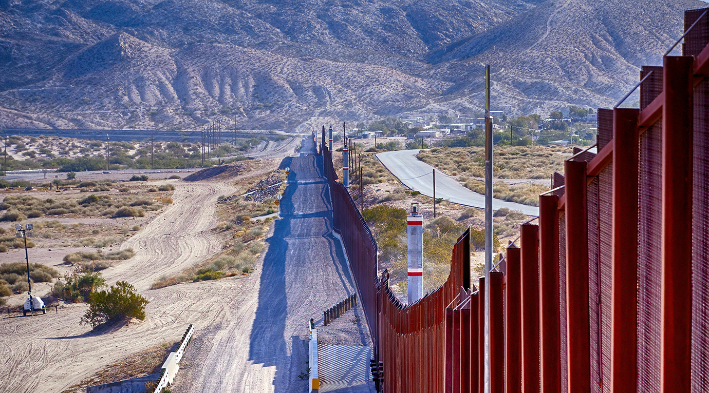 Border walls could have unintended consequences on trade, study finds