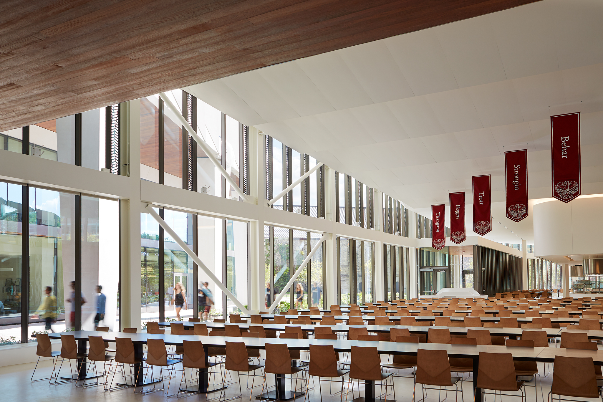University of chicago opens campus north residential for U of t dining hall hours