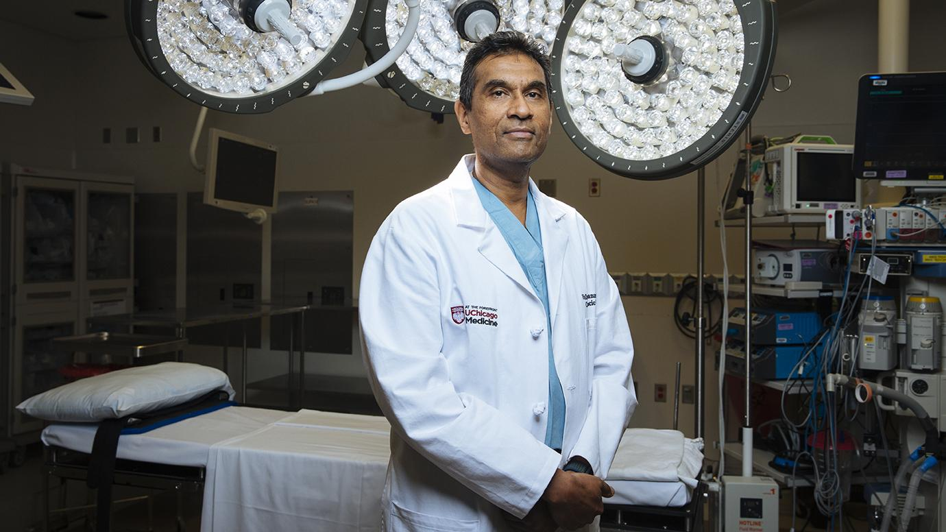 Heart Surgeon Dedicates Career To Helping Patients No One Else Can Save University Of Chicago News
