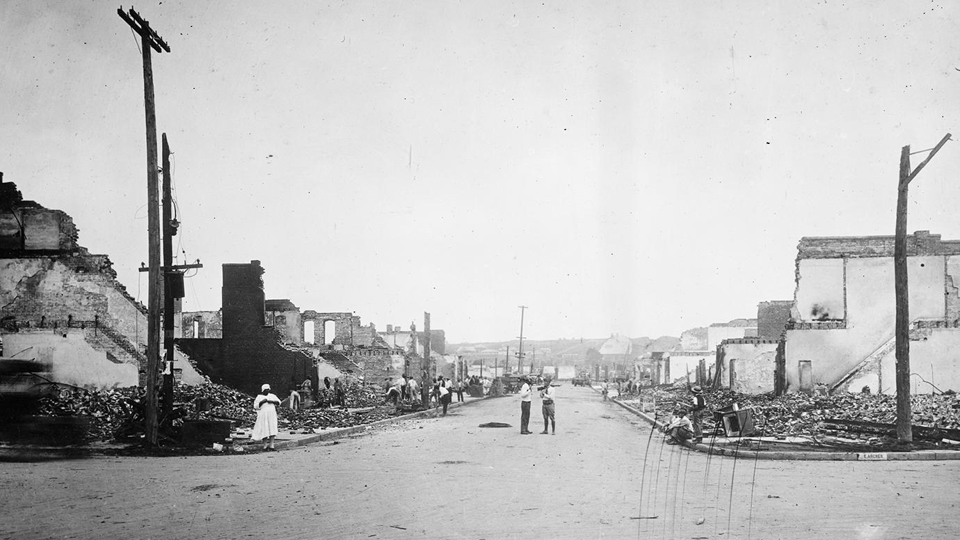 Tulsa, OK 1921