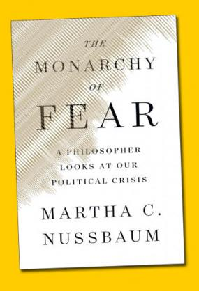 The Monarchy of Fear: cover