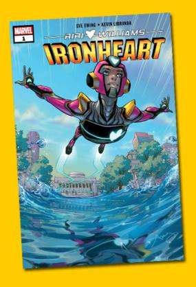 Ironheart cover image