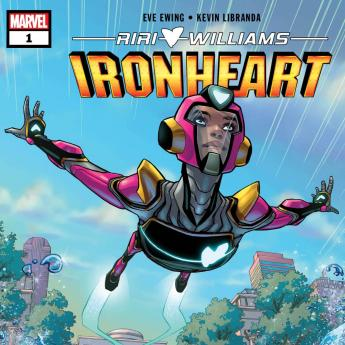 Marvel's Black Teenage Engineer Superhero Comic Will Be Written by a Black Woman Sociologist