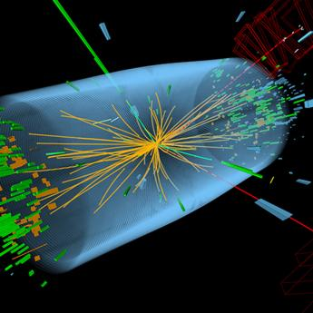 Higgs Boson reaction