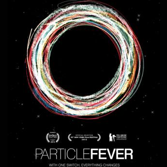Poster for Particle Fever