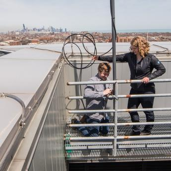 Moyer and Clouser