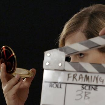 Screenshot from Framing Agnes