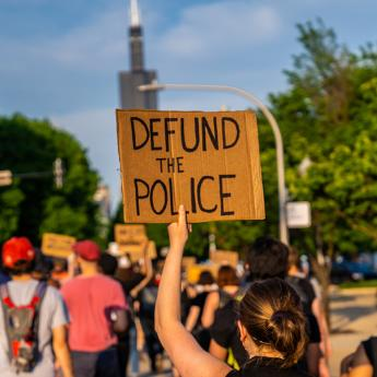 Defund The Police Chicago