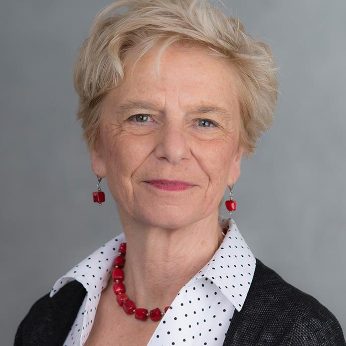 Prof. Harriett de Wit