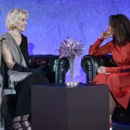 Martha Nussbaum at Berggruen gala